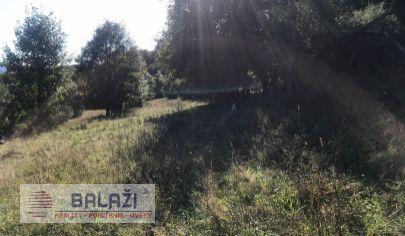 Valaská Belá pozemok orná pôda 2180m2, okres Prievidza