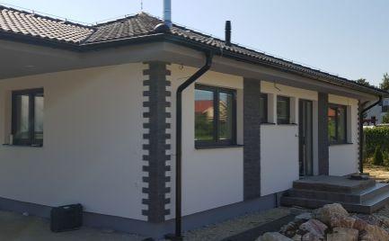 Predám RD - novostavbu v Ivanke pri Nitre - dobrá cena.