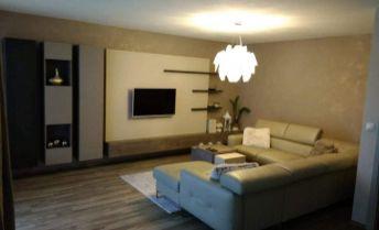 Na predaj nadštandardne zariadený 3 izb byt v novostavbe s garážou.