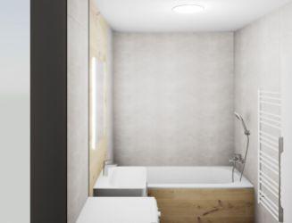 M_22:  Na predaj veľký 3 izbový byt v novostavbe Byty MAXIM - Martin - Podháj + vlastné parkovacie miesto,