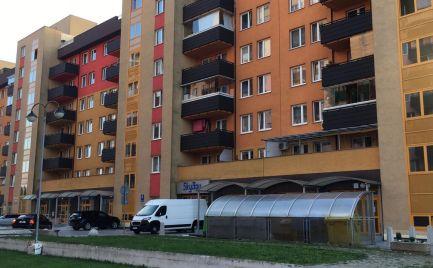 PREDAJ 1 izb. priestor s terasou - Ateliér, Vyšehradská ul., BA Petržalka EXPIS REAL