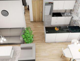 MAX_3 : Na predaj 1 + KK byt v novostavbe s parkovacím miestom, Byty MAXIM - Martin - Podháj
