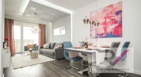 Na prenájom luxusný 2 izbový byt v novostavbe - Háje DCA