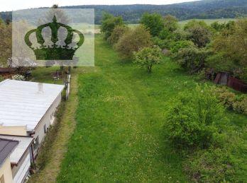 Stavebný pozemok v obci Osikov, okres Bardejov.