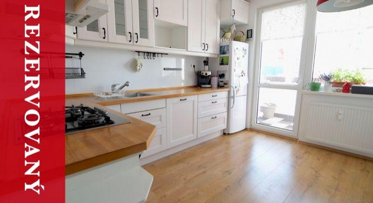 REZERVOVANÝ: Predaj | 4i | Platanová | ZA | 84 m2 | úplná rekonštrukcia