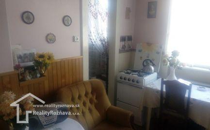 3 a pól izbový byt v bytovom dome