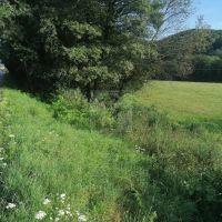 Záhrada, Horné Hámre, Pôvodný stav