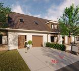 Rodinný dom s garážou a záhradkou v Ružindole na predaj za vynikajúcu cenu