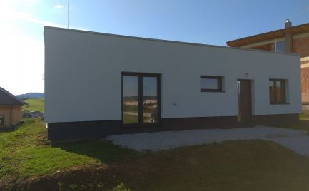 Ponúkame na predaj LUXUSNÚ novostavbu rodinného domu v Žiline - Hôrky