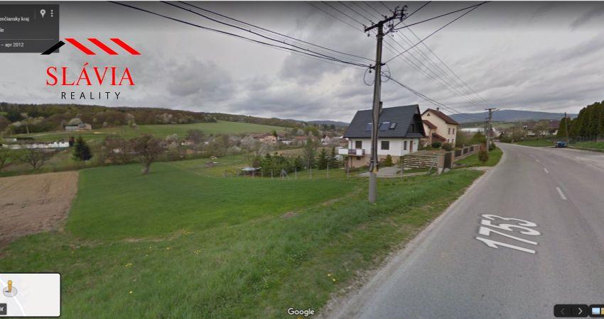 EXKLUZÍVNE - pozemok Zlatníky 2667m2 - š. 26metrov - 25900€