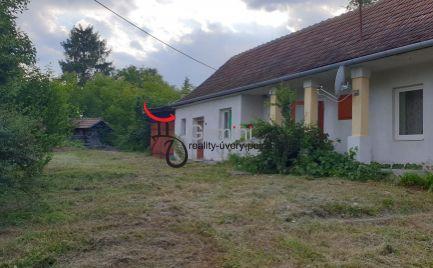GEMINIBROKER Vám ponúka na predaj dom v obci Kisbózsva