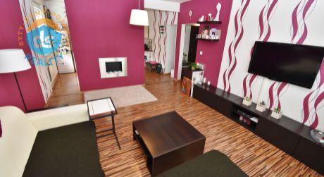 Exkluzívne na predaj zariadený 2 izbový byt, 50 m2, Považská Bystrica, Hliny