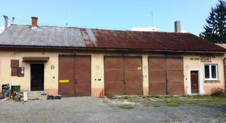 Prenájom autoservisu v Krupine