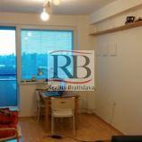 1-izbový byt na Račianskej ulici pri ŽST Vinohrady