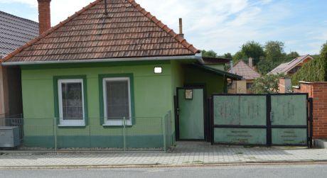 Na predaj rodinný dom na Žikave