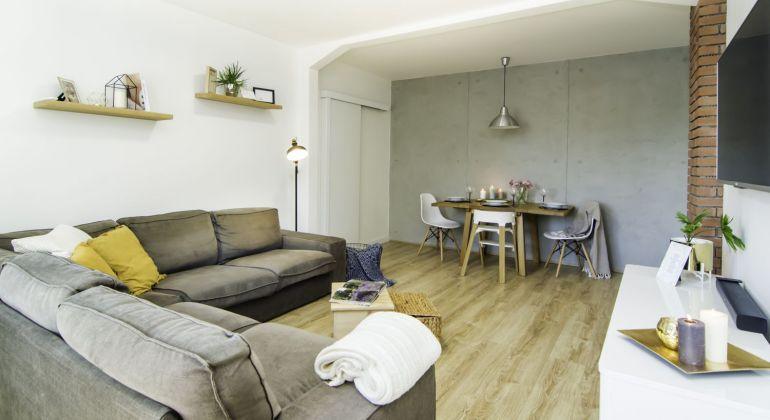 Krásny a moderný  3 izbový byt