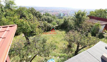 Pozemok  s krásnym výhľadom na Košice, 428m2, predaj, Košice-Sever, Kalvária