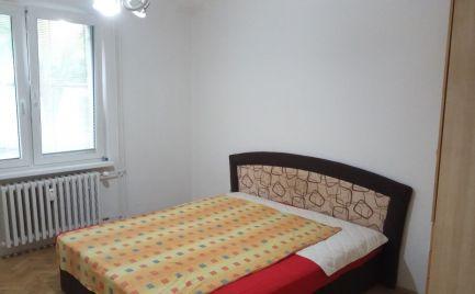 PRENÁJOM 3 izbový byt Bratislava Ružinov Sklenárová - EXPISREAL