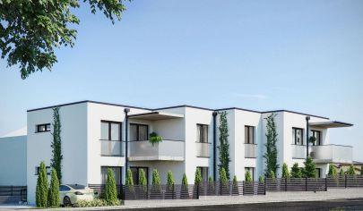Predaj – Posledné voľne moderné 3 izbové byty s terasou v tichej časti  Hainburg an der Donau - AT. NOVOSTAVBA! TOP PONUKA!