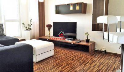 Veľmi pekný, moderný 2-izb. byt (42m2) + 6m loggia / Kežmarská ul. / KE-ZÁPAD