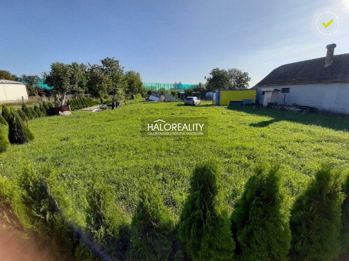 Predaj, pozemok 2691 m2 Šoporňa - EXKLUZÍVNE HALO REALITY