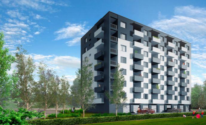 BD OPATOVSKÁ ul., SIHOŤ V. 2 izbový byt č. 6 v štandardnom prevedení za 82.500 €