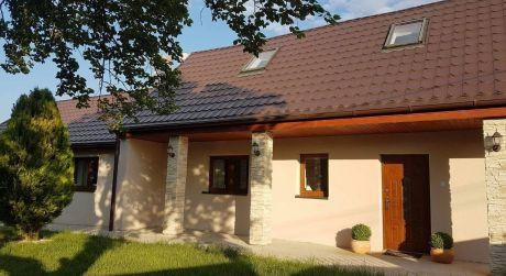 Märchenhaftes 2 Schlafzimmer Haus mit Garage - Dorf -  Dunasziget - Ungarn