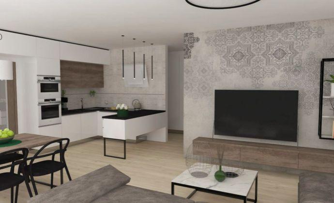 BD OPATOVSKÁ ul., SIHOŤ V. 2 izbový byt č.8 v štandardnom prevedení za 90.500 €