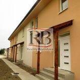 Novostavba 4i rodinného domu v Dunajskej Lužnej