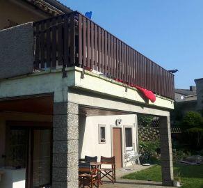 Starbrokers - PREDAJ - 4 -izbový rodinný dom 115 m2 na 545 m2 v obci Berg , NO - Rakúsko.