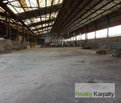 Na predaj výhodne skladový areál o výmere 6321m2, D.Streda/okolie