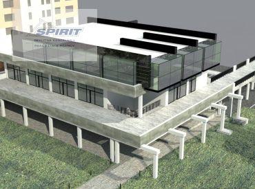 Polyfunkčná budova - Bratislava - Petržalka