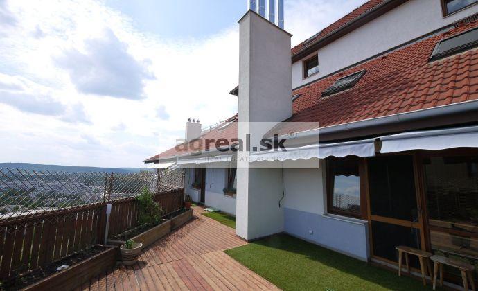 5-izbový mezonetový byt Drotárska cesta - 218 m2 + terasa 59 m2