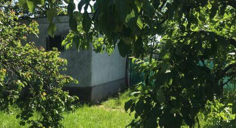 Záhrada s chatkou v Biskupiciach je na predaj