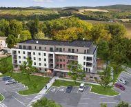 3-izbový byt č. 502 s terasou, bytové apartmány SĹŇAVA - BANKA - PIEŠŤANY
