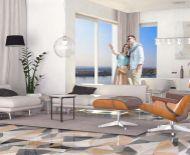PREDANÉ 3-izbový byt č. 407 s lodžiou a balkónom, bytové apartmány SĹŇAVA - BANKA - PIEŠŤANY