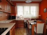 ACT Reality: Na prenájom 3- izbový zariadený byt , kompletná rekonštrukcia, Koš, okres Prievidza