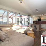 Tichý priestranný 2-izb. byt s veľkou terasou