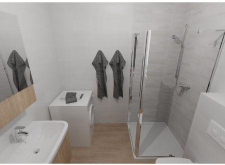 Nový 2 izbový byt č. 103, Rezidencia LESOPROJEKT, Piešťany