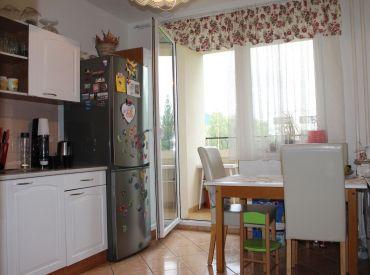 REZERVOVANÉ !!! Priestranný 3 - izbový byt s loggiou na predaj Ružomberok - Bystrická cesta - sidlisko Roveň !