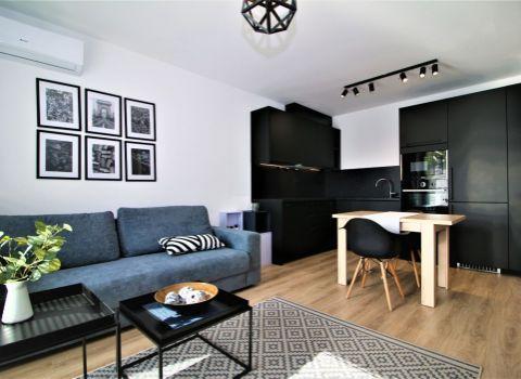 Na prenájom 2 izbový apartmán v obľúbenom projekte URBAN RESIDENCE vhodný aj pre domácich miláčikov