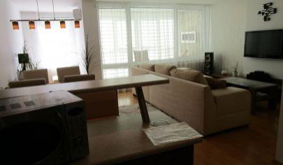VRÚTKY 2 izbový luxusný byt 61m2 s lodžiou, Centrum