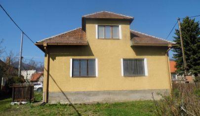 BYSTRIČKA rodinný dom na poz. 760m2, okr. Martin