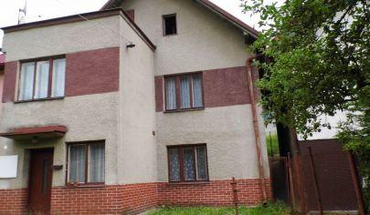 HUBOVÁ rodinný dom na poz. 516m2, okr. Ružomberok