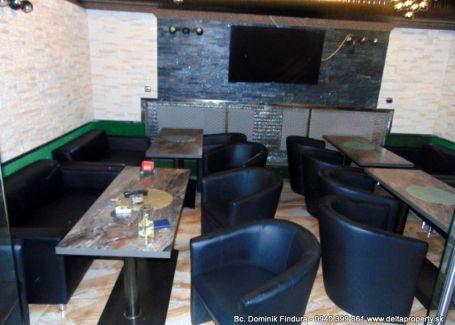 DELTA - Reštaurácia s ubytovaním na predaj Poprad - Veľká