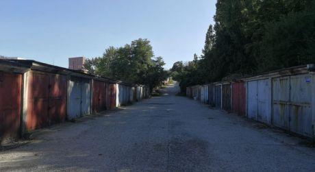 Ponúkame Vám na predaj garáž na ulici Račianska