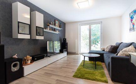 DOM-REALIT ponúka na predaj pekný 2 izbový byt Nitra-Kalvária