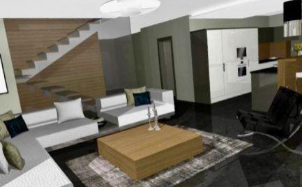 Nová výstavba 3 izbových mezonetových bytov so záhradou v Rovinke za super cenu od 133.000,-€ !!!