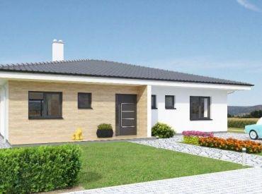 Predám 4 izb. rodinný dom novostavba 140 m2, Slávnica