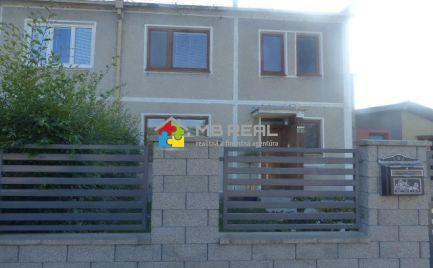 Na predaj dva rodinné domy, časť IBV v Žiari nad Hronom.